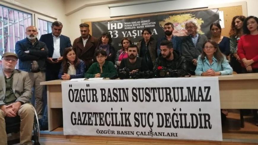 التضييق علي حرية الصحافة في تركيا