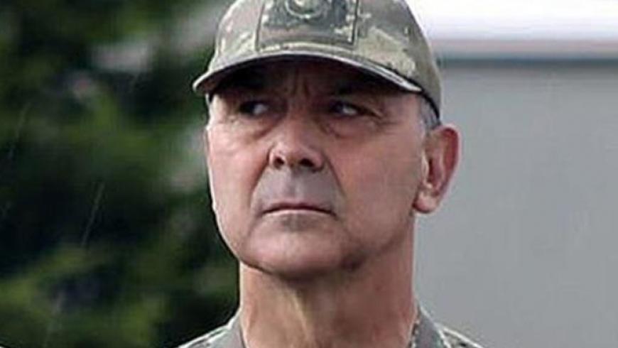 جنرال تركي سابق