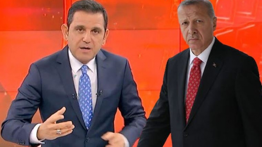 رد فاتح برتقال على أردوغان