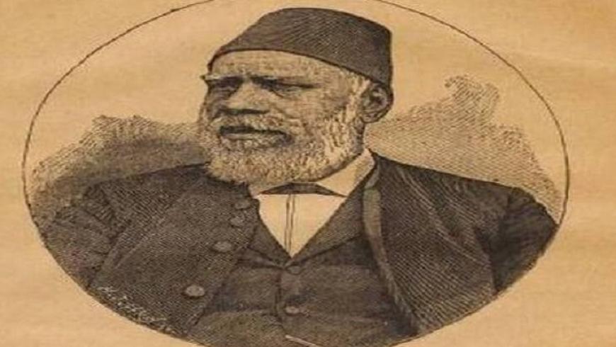 علي باشا مبارك