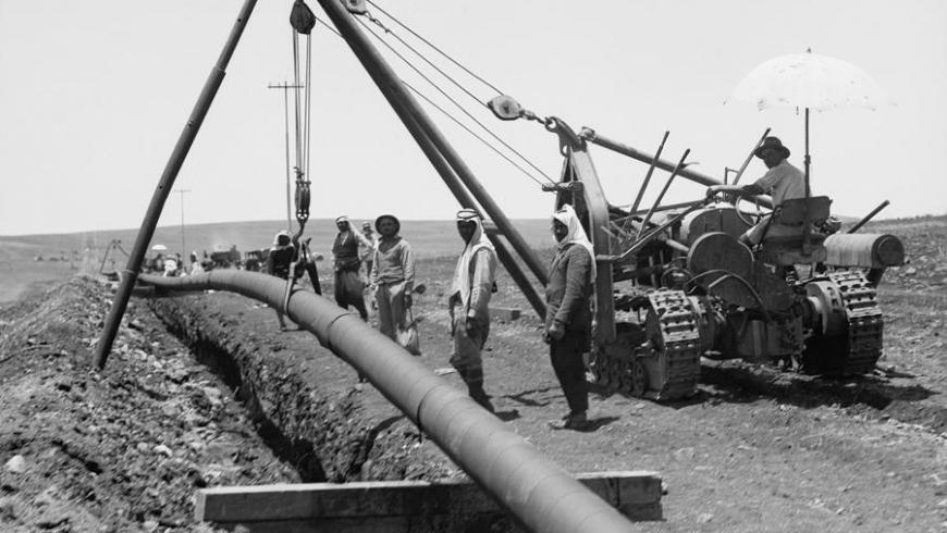 أعمال التنقيب عن النفط في شمال العراق