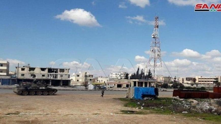 وكالة الأنباء السورية