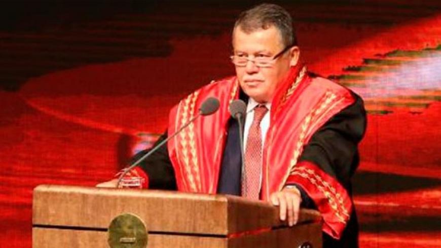 رئيس المحكمة العليا بتركيا