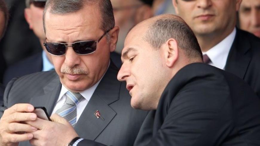 صويلو وأردوغان