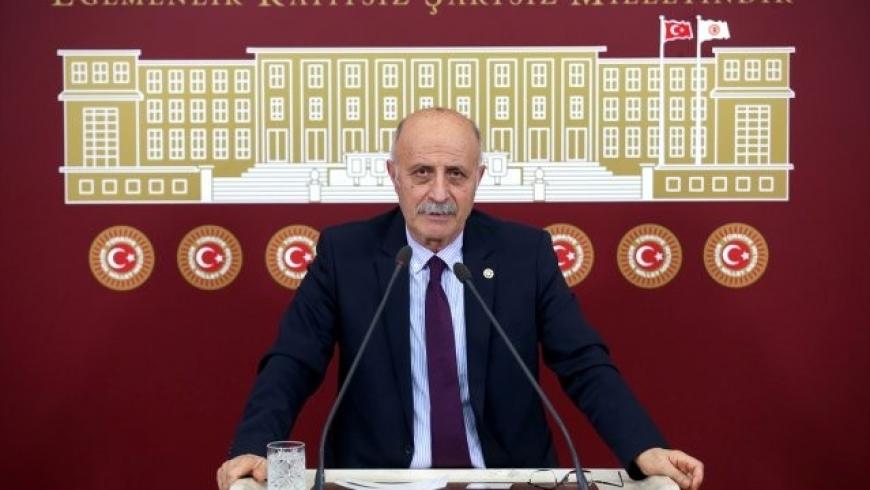 نائب معارض: انقذوا الممتلكات العامة من احتلال حزب أردوغان