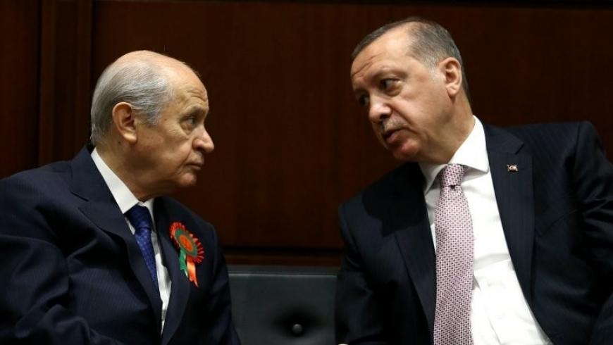 أردوغان ودولت باهتشلي