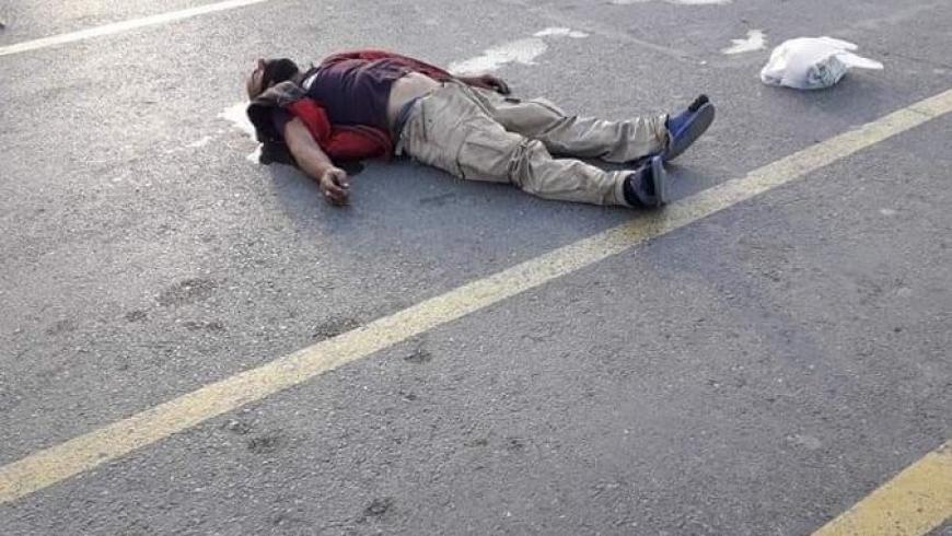 مواطن تركي يفقد وعيه بسبب الجوع