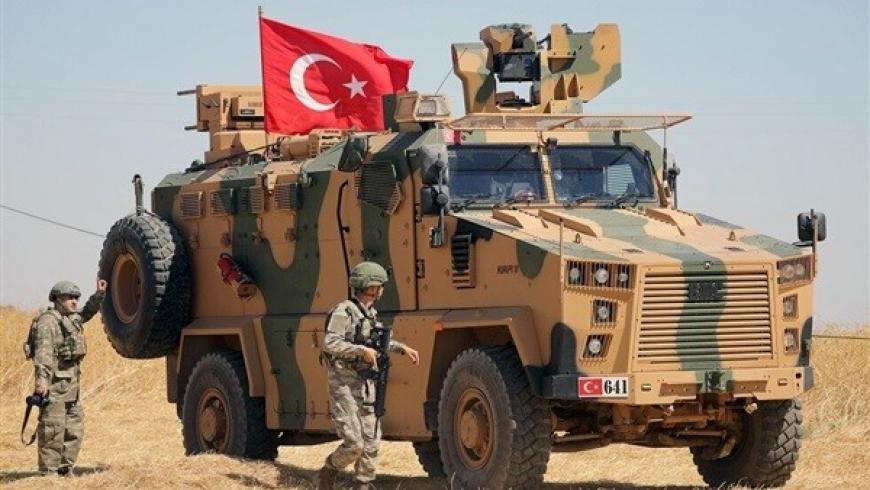 الاحتلال التركي في سوريا