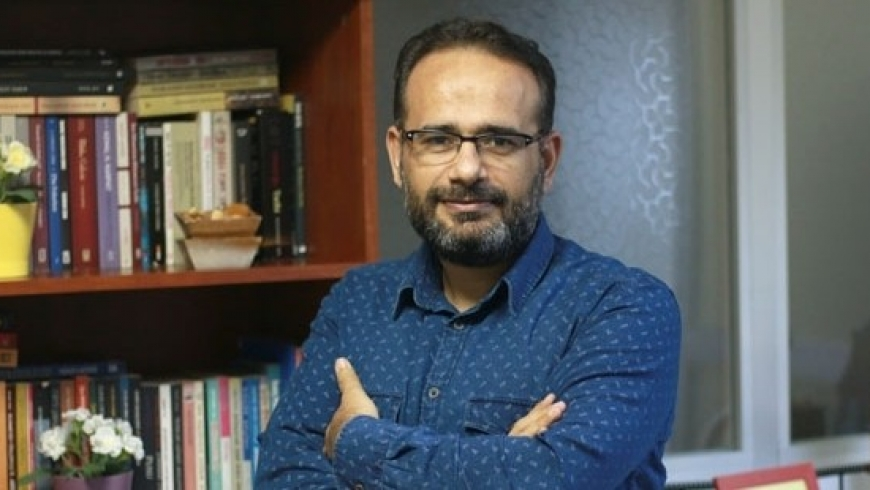 رئيس تحرير «خبر دار» سعيد صفاء