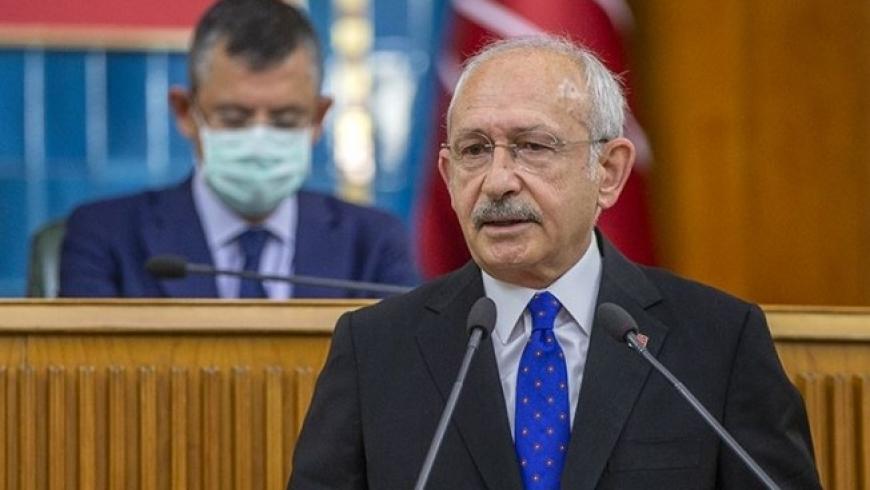 زعيم المعارضة التركية