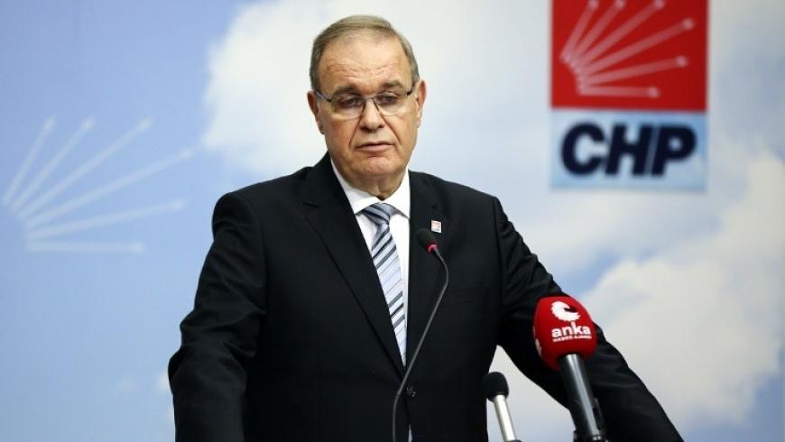 المتحدث الرسمي باسم حزب الشعب الجمهوري المعارض، فايق أوزتراك