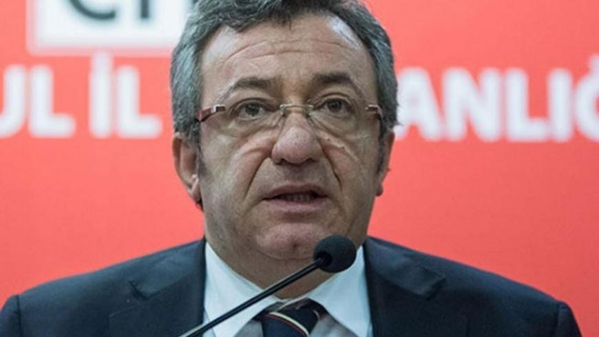نائب رئيس كتلة حزب الشعب الجمهوري، أنجين ألطاي