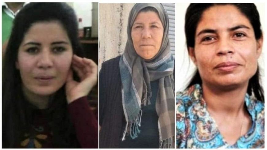 قُتلت ثلاث سيدات في غارة لطائرة بدون طيار تركية