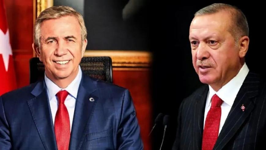 منصور يافاش وأردوغان- أرشيفية
