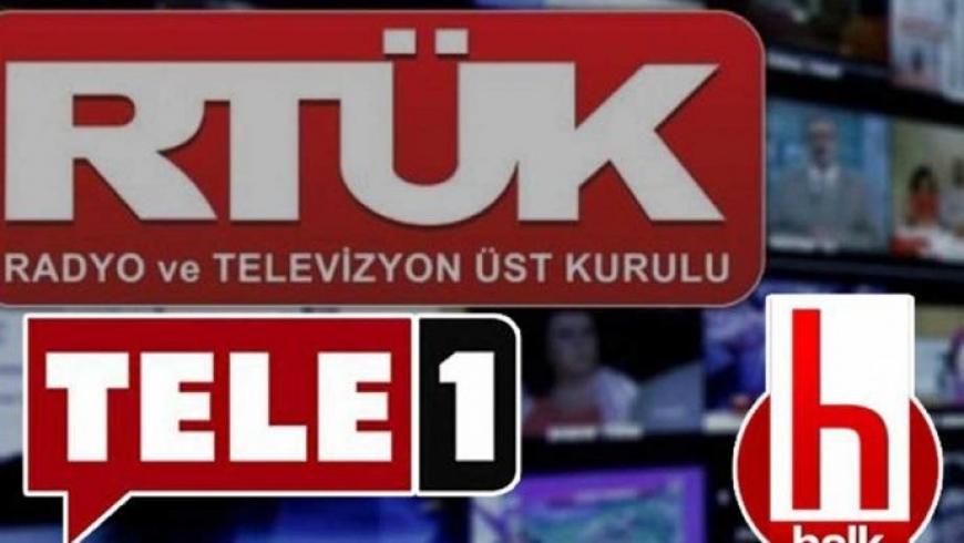 وقف بث قنوات تركية