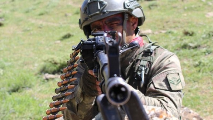 عمليات الجيش التركي