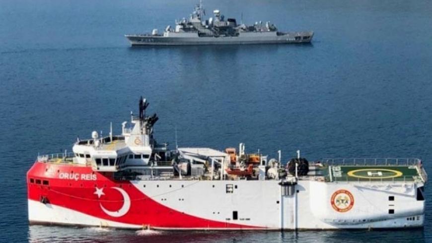 سفينة أوروتش رئيس التركية