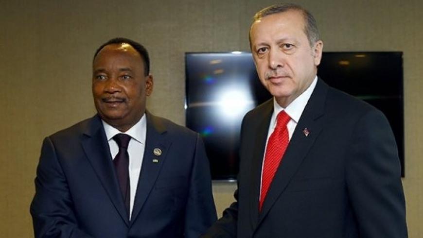 أردوغان ومحمد يوسفو