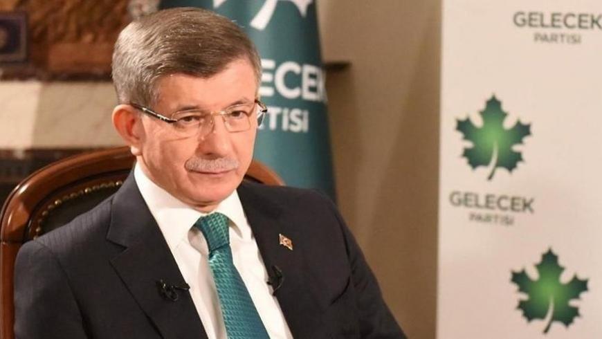 """أحمد داود أوغلو يفضح النظام التركي: """"أردوغان جعل من الفساد منهجًا لإدارة تركيا"""".."""