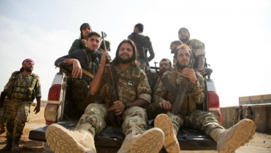 الجيش الوطني الليبي يرصد أتراك يدخلون إلى مصفاة الزاوية لسرقة الوقود..