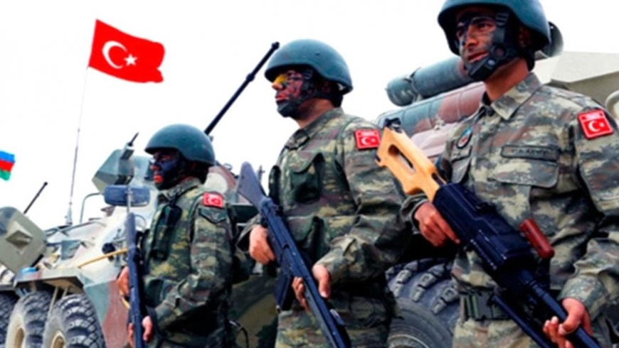 الجنود الأتراك