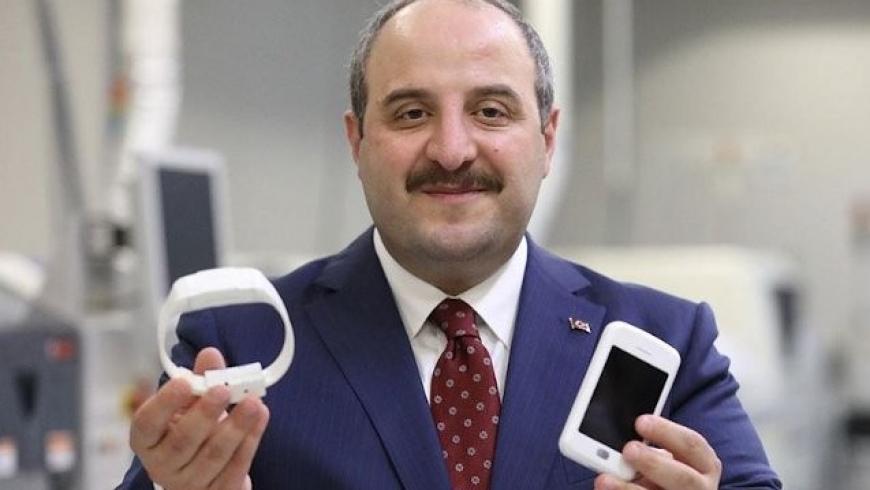 أول كلبشات إلكترونية محلية الصنع بتركيا