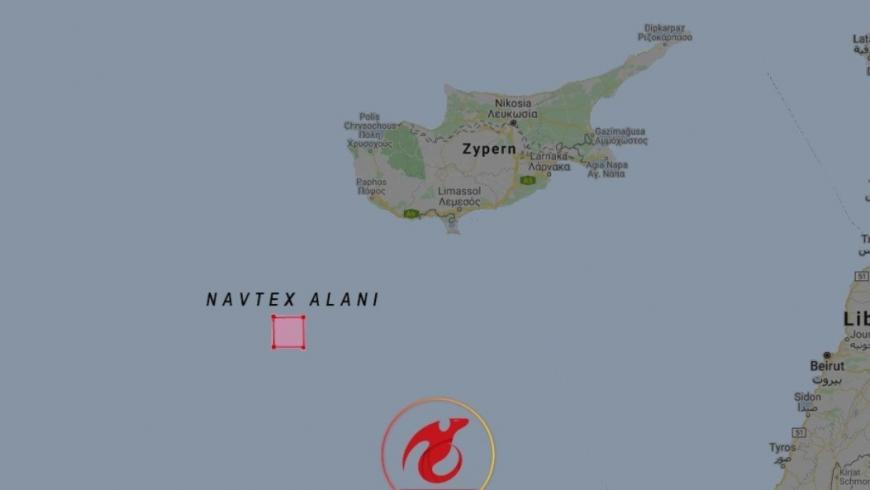انتهاكات تركيا بالمتوسط