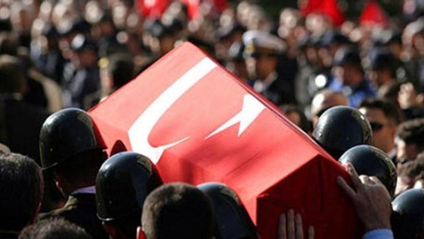 وفاة جندي تركي