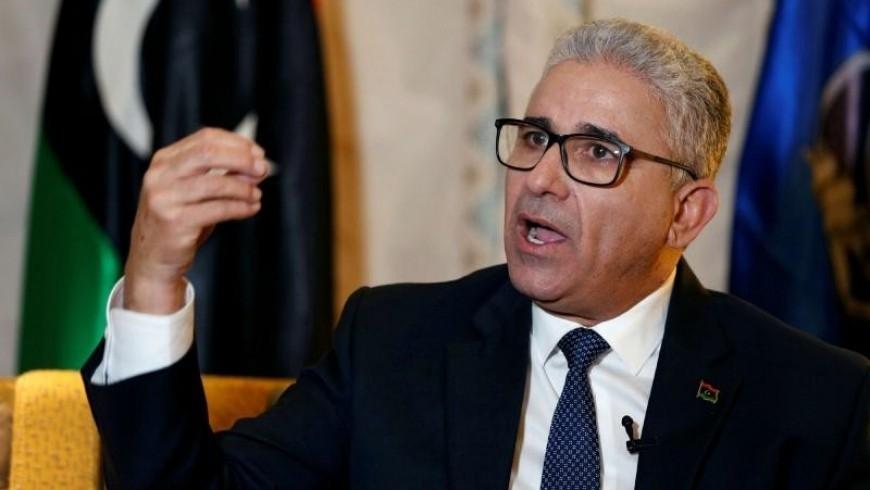 وزير داخلية الوفاق فتحي باشاغا