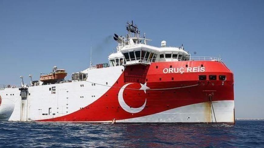 «عودة بفشل ذريع».. سفينة أوروتش رئيس التركية تعود لميناء أنطاليا بقرار من الناتو.