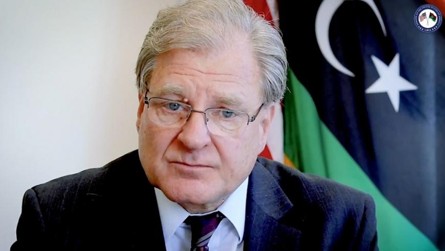 السفير الامريكي نورلاند