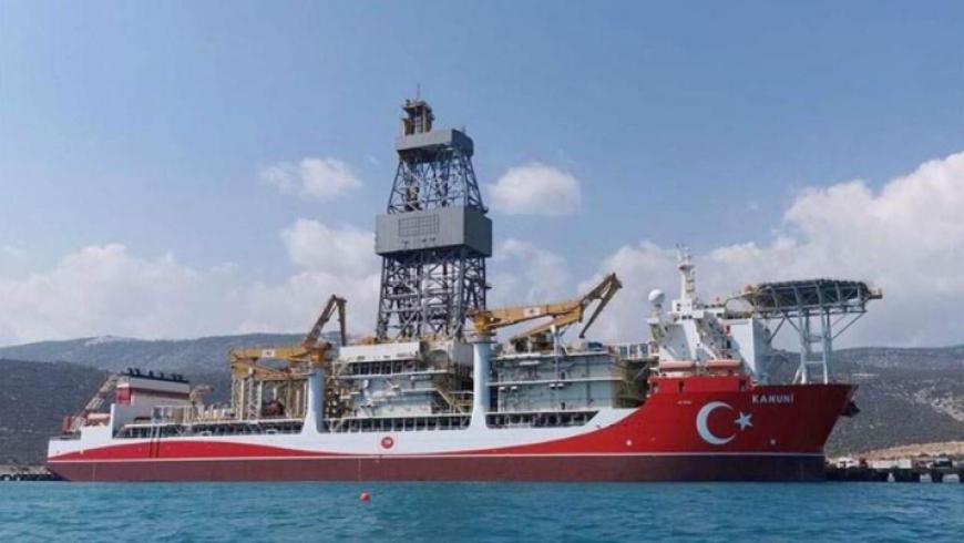 سفينة قانوني التركية