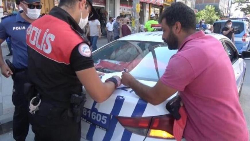 الشرطة التركية تحصل غرامات باهظة من المواطنين