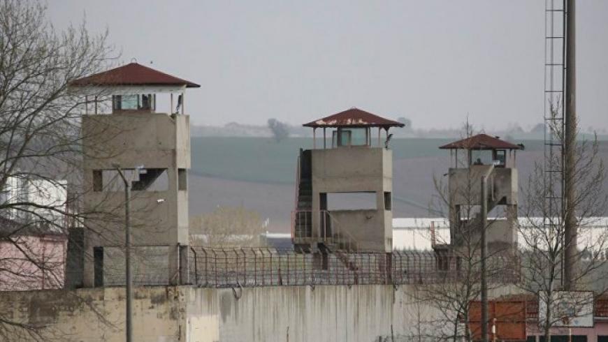 أحد سجون منطقة مرمرة بإسطنبول