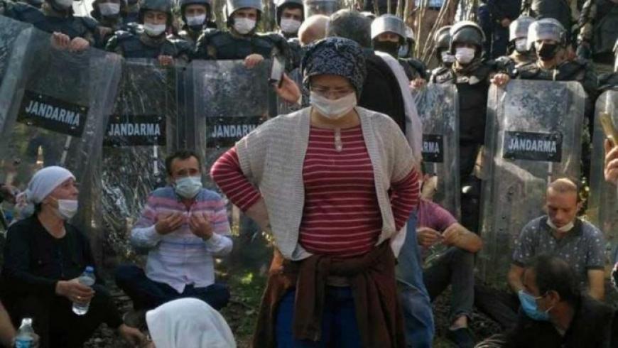 اعتقالات عمال المعادن