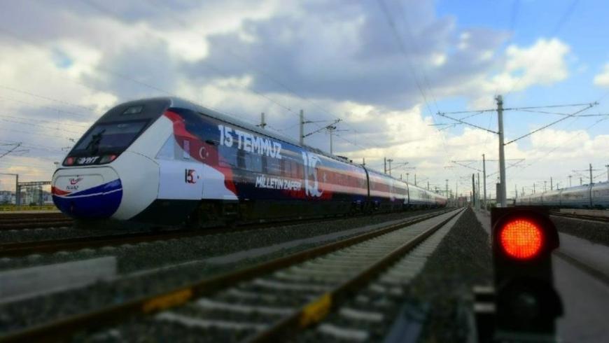السكك الحديدية التركية