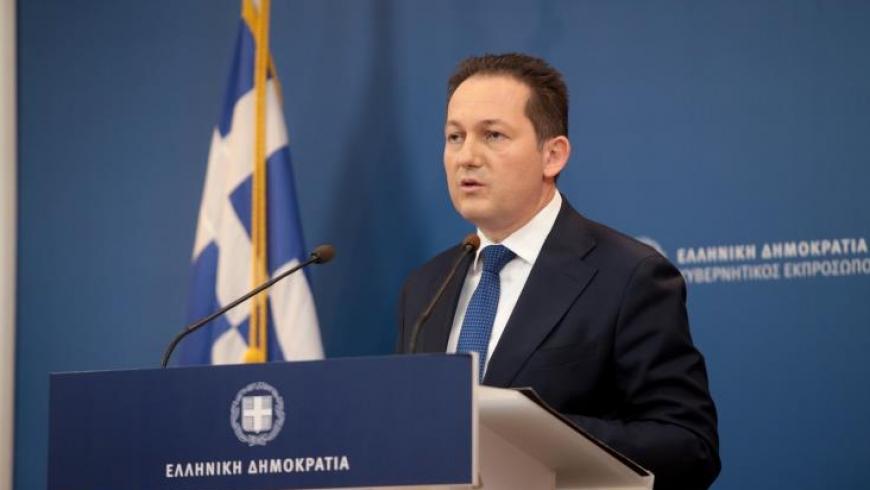 المتحدث باسم الحكومة اليونانية، ستيليوس بيتساس
