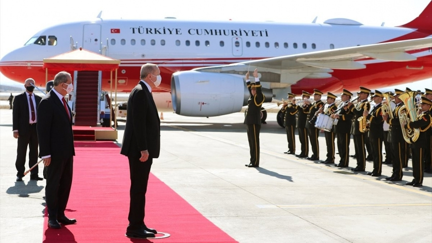أردوغان في فاروشا