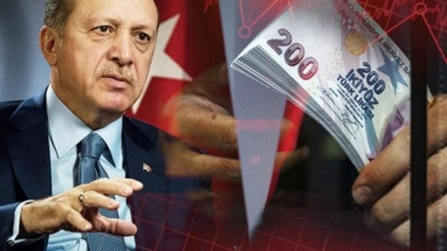 أردوغان والليرة التركية