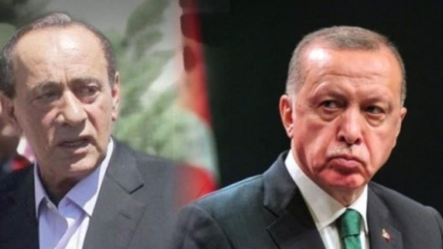 أردوغان وعلاء الدين تشاكجي