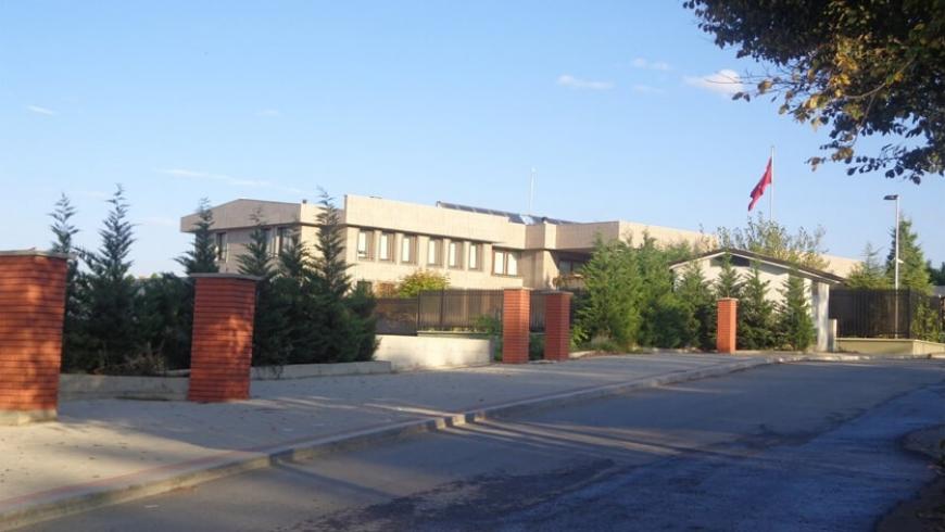 السفارة التركية في سكوبي