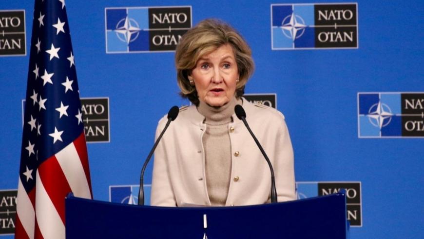 السفيرة الأمريكية لدى الناتو