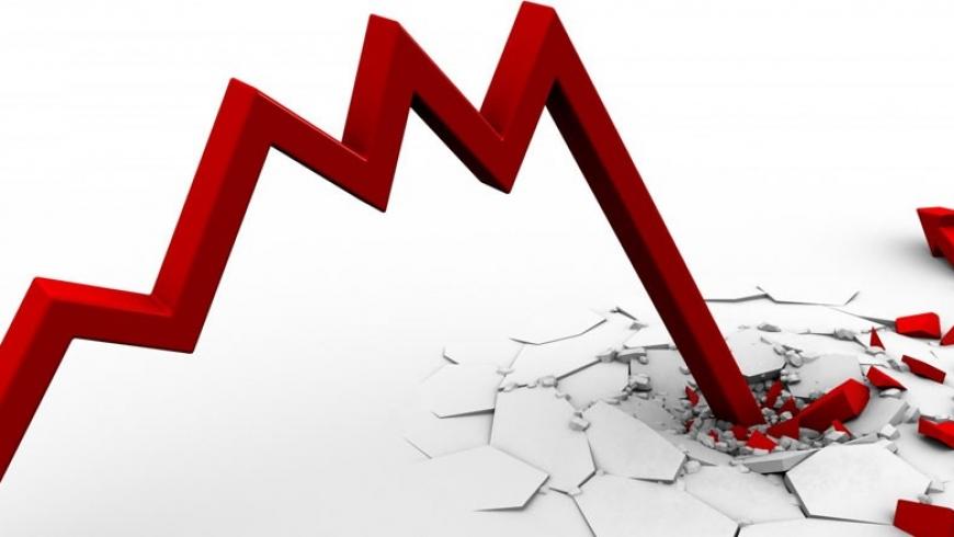 انهيار الاقتصاد التركي