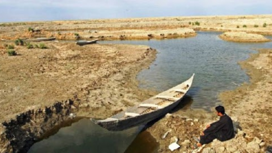 أزمة المياه في العراق