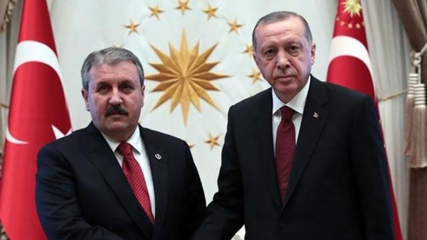 أردوغان ودستيجي