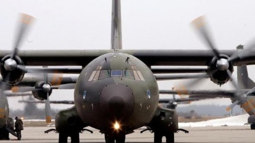 طائرة عسكرية سودانية