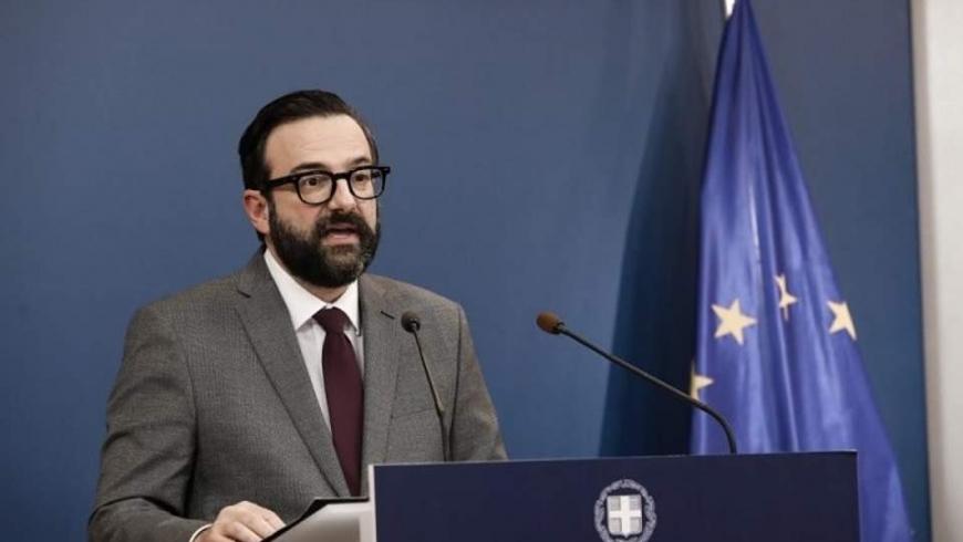 المتحدث باسم الحكومة اليونانية كريستوس تارانتيليس