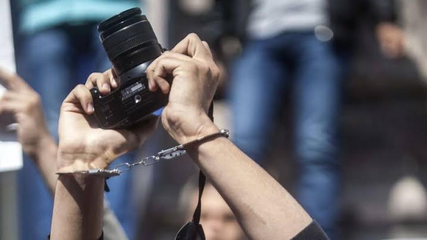 قمع الصحفيين في تركيا