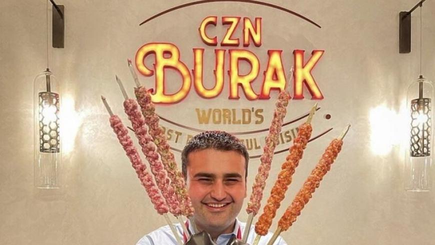 مطعم بوراك Czn Burak