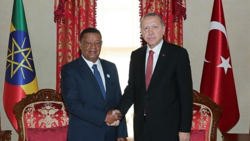 تركيا وإثيوبيا